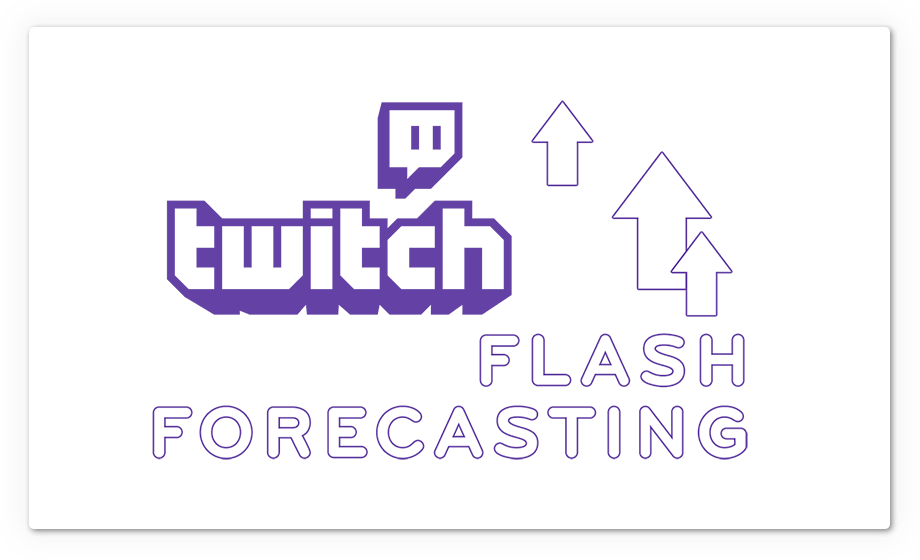 Twitch Logo for Cultivate Forecasts case study | Cultivate Labs